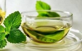 Зеленый чай при гипотонии
