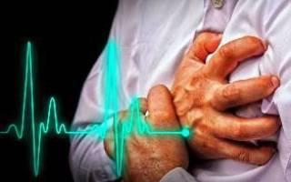 Инфаркт миокарда у пожилых людей