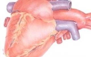Порок сердца приобретенный причины возникновения