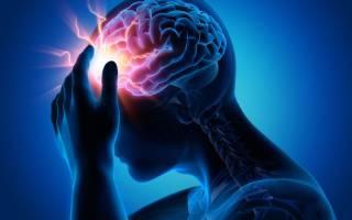 Хроническая ишемия головного мозга в стадии декомпенсации
