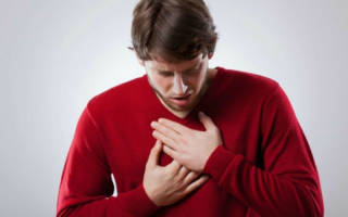 Порок сердца одышка