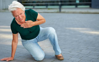 Признаки инфаркта у женщин старше 60 лет