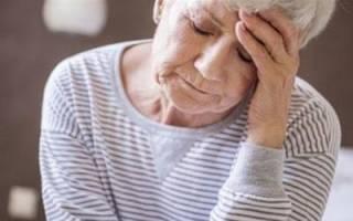 Церебральный атеросклероз с гипертензией