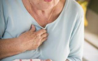 Признаки инфаркта миокарда у женщин