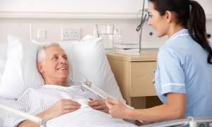 Сестринский уход при инфаркте миокарда
