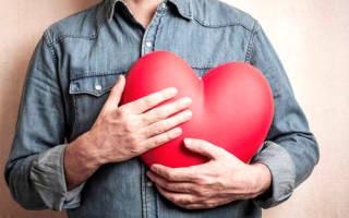 Лечение сердечной недостаточности у мужчин