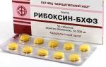 Рибоксин при сердечной недостаточности