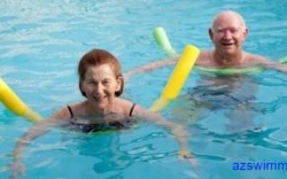 Плавание при сердечной недостаточности