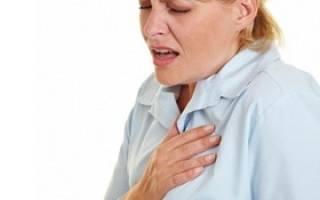 Сердечная астма это форма острой недостаточности
