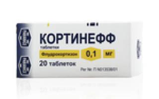 Лекарства от гипотонии в таблетках