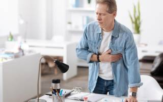 Симптомы стенокардии сердца у мужчин