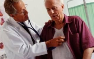 Ночная одышка при хронической сердечной недостаточности