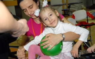 Гипотония мышц у детей