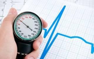 Гипотония высокий пульс